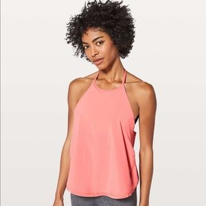 Lululemon Free Spirit Tie Back Tank Top